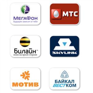 Операторы сотовой связи Ворги