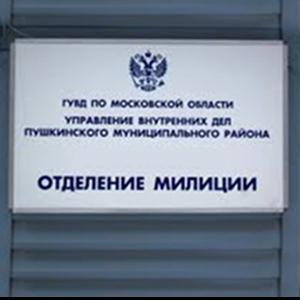 Отделения полиции Ворги