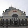 Железнодорожные вокзалы в Ворге