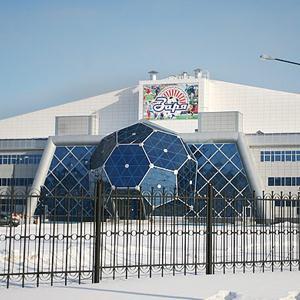 Спортивные комплексы Ворги