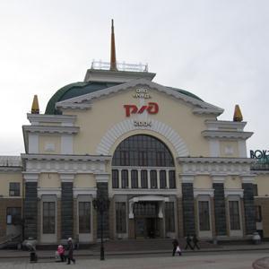 Железнодорожные вокзалы Ворги